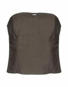 BRUNELLO CUCINELLI TOPWEAR Tube tops Women on YOOX.COM