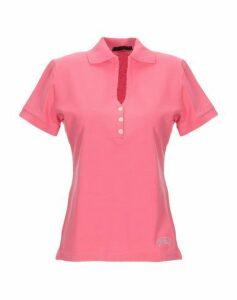 LES COPAINS TOPWEAR Polo shirts Women on YOOX.COM