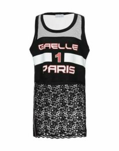GAëLLE Paris TOPWEAR Tops Women on YOOX.COM