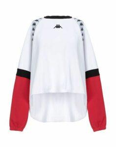 KAPPA TOPWEAR Sweatshirts Women on YOOX.COM