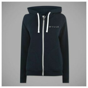 Jack Wills Athenley Zip Up Hoodie