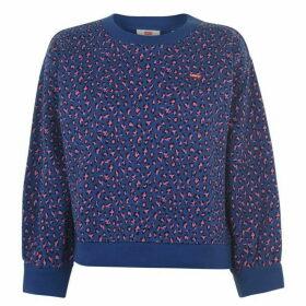 Levis Levis Leopard Sweater