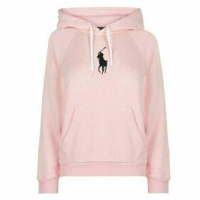 Polo Ralph Lauren Polo Womens Large Logo Hooded Sweatshirt
