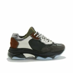Baisley Trainers with Wide Sole