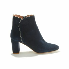 MAURICETTE Suede Boots