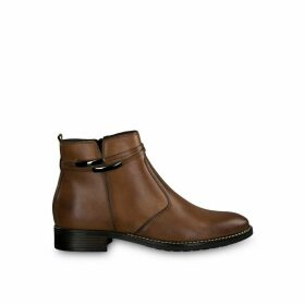 Pasadina Leather Boots