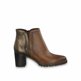 Jilly Heeled Leather Boots