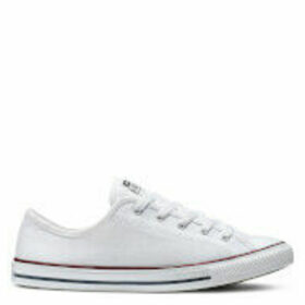 Converse Women's Chuck Taylor All Star Dainty Ox Trainers - White - UK 7 - White