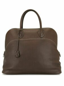 Hermès pre-owned Bolide Relax 45 tote - Brown