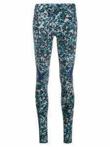 adidas X Stella McCartney Alphaskin 360 leggings - Blue