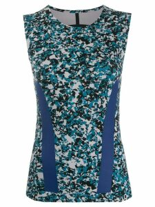 adidas by Stella McCartney Alphaskin tank top - Blue
