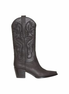 Jeffrey Campbell Texan Leather Boots