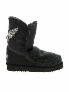 Mou Eskimo24 Eagle Patch Boots