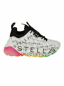 Stella McCartney Logo Print Sneakers