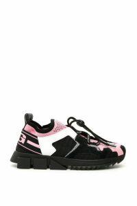 Dolce & Gabbana Sorrento Trekking Sneakers