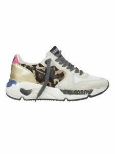 Golden Goose Oxy Leopard Sneakers