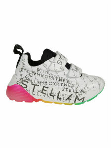 Stella McCartney Logo Printed Sneakers