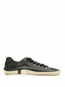 Osklen perforated Arpoador Soft sneakers - Black