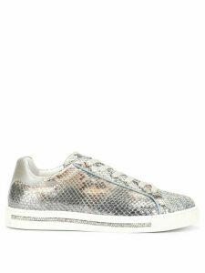René Caovilla Xtra sneakers - Silver