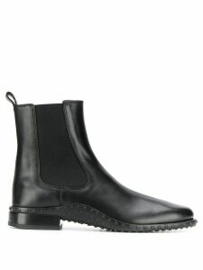Tod's Chelsea loafer boots - Black