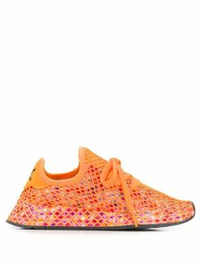 adidas Deerupt lace up sneakers - Orange
