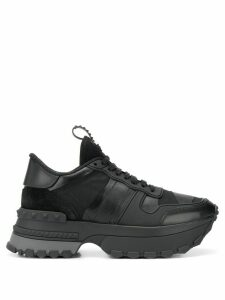 Valentino Valentino Garavani low-top trainers - Black