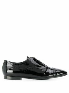 Fabio Rusconi Stringate derby shoes - Black