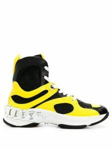 Casadei Salento high-top sneakers - Black