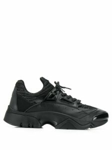 Kenzo Sonic low-top sneakers - Black