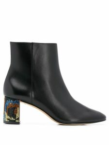 Sophia Webster Toni 60 ankle boots - Black