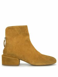 Marsèll Listo ankle boots - Yellow
