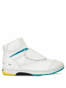 Facetasm high-top sneakers - White