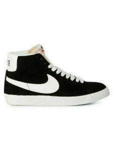 Nike 'Blazer' mid-top sneakers - Black