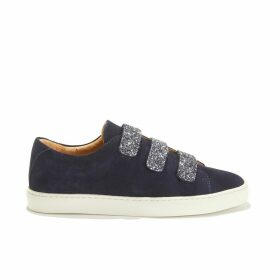 LA SCOTCHEE Leather Trainers