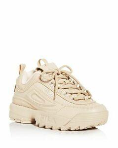 Fila Women's Disruptor Ii Autumn Low-Top Sneakers
