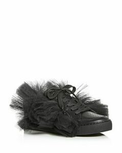 Joshua Sanders Women's Tulle Story Donna Low-Top Sneakers