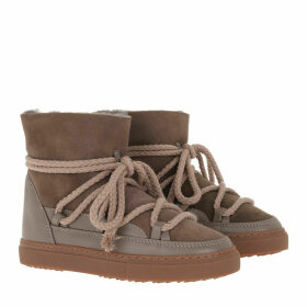 INUIKII Boots & Booties - Sneaker Classic Taupe - brown - Boots & Booties for ladies