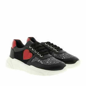 Love Moschino Sneakers - Sneaker Running Nero Rosso - black - Sneakers for ladies