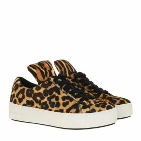 Michael Kors Sneakers - Cup Sole Active Sneakers Butterscotch - black - Sneakers for ladies