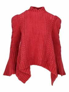 Stella McCartney Stella Mccartney Bell Sleeved Sweater