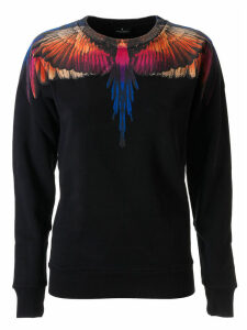Marcelo Burlon Wings Crewneck Sweatshirt