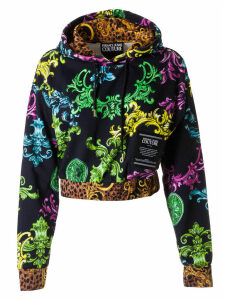 Versace Jeans Couture Color Baroque Hoodie