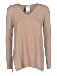 S Max Mara Here is The Cube V-neck Jumper