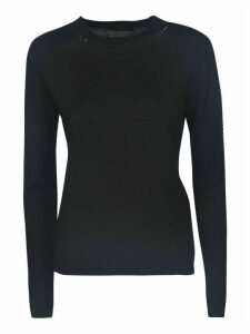 Max Mara Pianoforte Round Neck Jumper