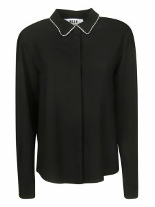 MSGM Concealed Shirt