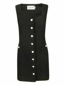 George Keburia Sleeveless Dress