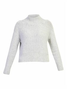 Fabiana Filippi Grey Sweater