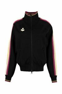 Isabel Marant Étoile Darcey Knitted Full-zip Sweatshirt