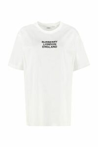 Burberry Oversize Cotton T-shirt