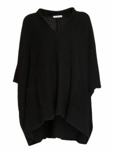 Stefano Mortari Ribbed V-neck Jumper